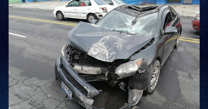 Al menos 9 personas murieron tras accidentes de tránsito, registrados durante el fin de semana