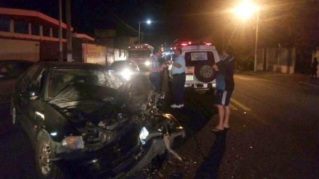 Dos accidentes de tránsito dejan al menos 6 lesionados en La Libertad