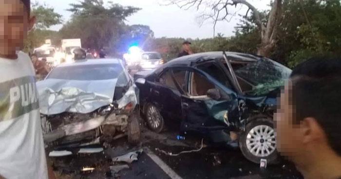 Un fallecido y 5 lesionados dejaron accidentes de tránsito en las últimas horas