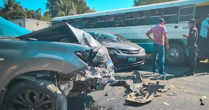 829 accidentes y 84 fallecidos durante temporada navideña y de fin de año