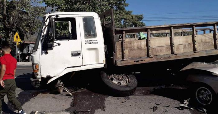 Más de 200 lesionados en 156 accidentes de tránsito durante festividades navideñas
