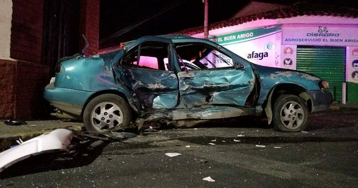 Un fallecido y 38 lesionados dejaron accidentes de tránsito durante las últimas horas