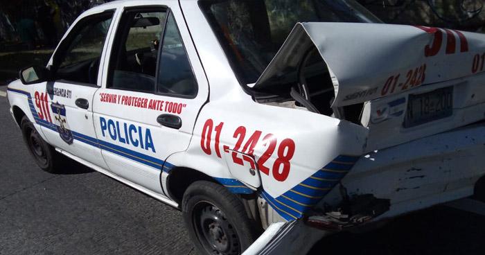 Al menos 7 lesionados tras accidentes registrados en diferentes puntos
