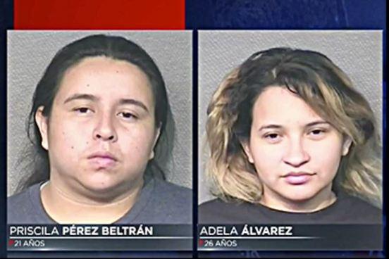 Dos salvadoreñas son acusadas de tráfico de personas en Houston