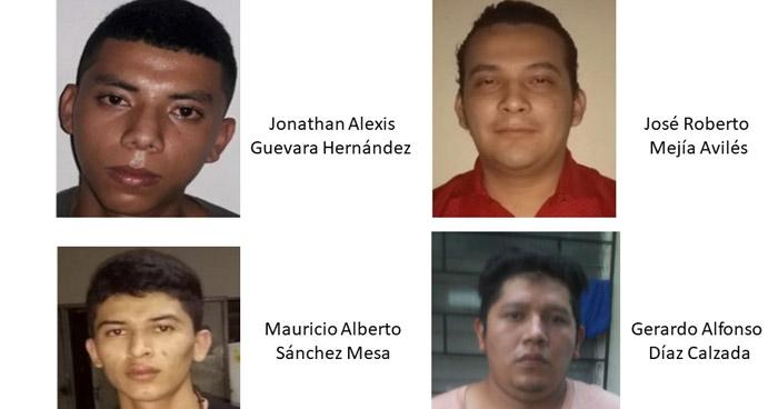 Presentan requerimiento contra acusados de asesinar a Policía en San Juan Opico