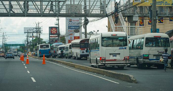 Empresarios del Transporte Público no descartan aumentar pasaje si no hay Ley de Subsidio