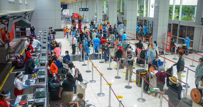 Aeropuerto Internacional de El Salvador reinicia operaciones este sábado