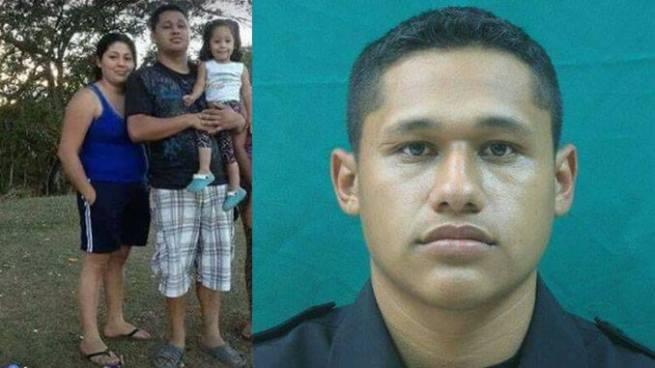 Delincuentes asesinan a policía, a su esposa e hija de 4 años en Santa Ana