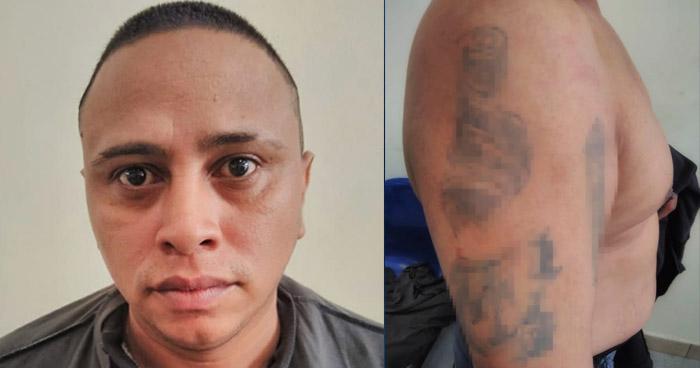 Pandillero de la 18 trabajaba como agente del CAM de Apopa