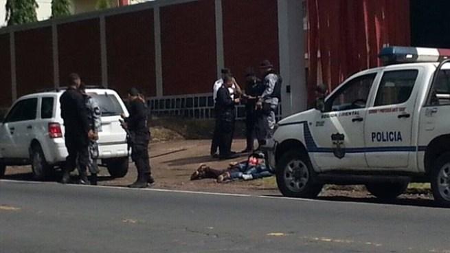 Al menos 2 pandilleros capturados, tras atentar contra agente de la PNC en Quelepa, San Miguel