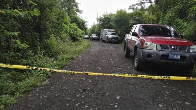 Delincuentes asesinan a un agente de la PNC y lesionan a un soldado en Acajutla