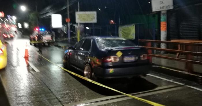 Un agente de la PNC atacado por pandilleros resulto lesionado de bala en San Salvador
