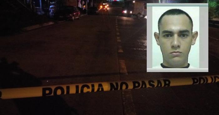 Policia asesinado anoche, podría haber estado involucrado en actos ilícitos