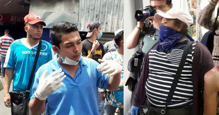 """""""Agitadores"""" detenidos el lunes tenían conversaciones de WhatsApp con reconocidos líderes políticos"""