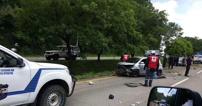 Al menos 14 fallecidos dejan 168 accidentes de tránsito durante vacaciones agostinas