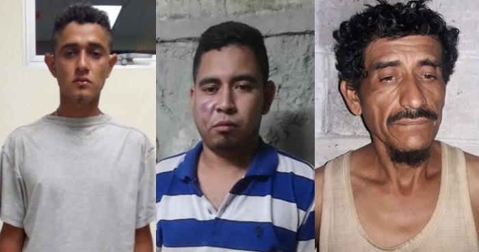 Agresores sexuales de menores fueron capturados en diferentes procedimientos