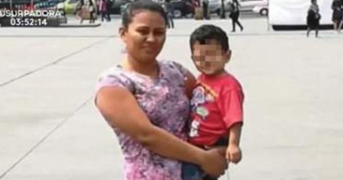 Hondureña muere ahogada junto con su hijo al intentar cruzar el río Bravo
