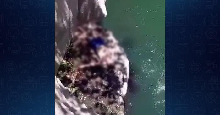 Hombre muere ahogado en el Salto de Malacatiupán, Ahuachapán