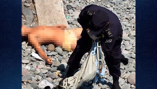 Hombre en estado de ebriedad, se lanza del muelle al mar y muere ahogado en La Libertad