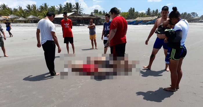 Dos hombres mueren ahogados en playa Costa del Sol