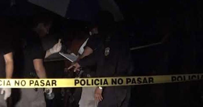 Asesinan a encargado de un gimnasio en Ahuachapán