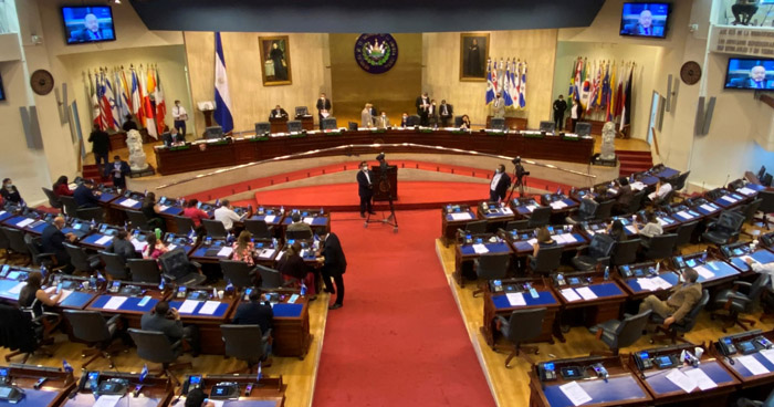 Asamblea Legislativa crea comité para fiscalizar el uso de fondos destinados para atender la pandemia de COVID-19