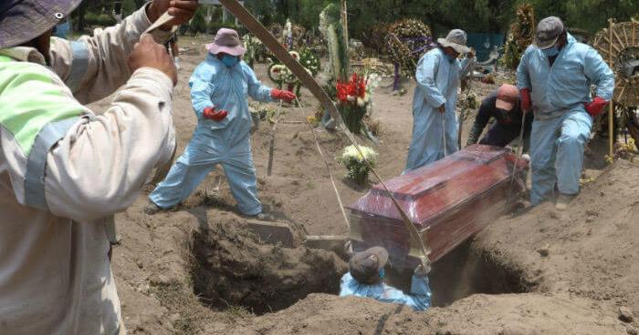 America Latina y el Caribe superan la cifra de 150 mil fallecidos por COVID-19