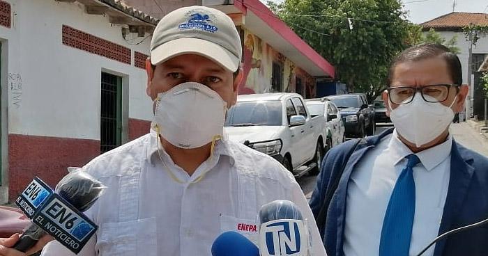 Alcalde de Panchimalco podría enfrentar una pena de hasta 8 en prisión por Robo Agravado