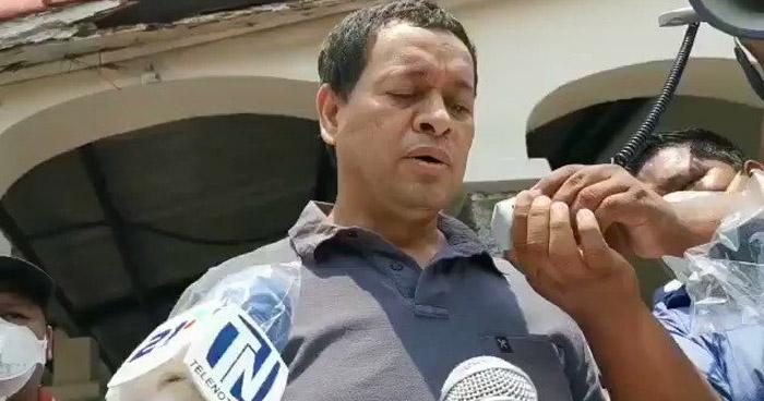 Alcalde de Panchimalco será procesado en libertad