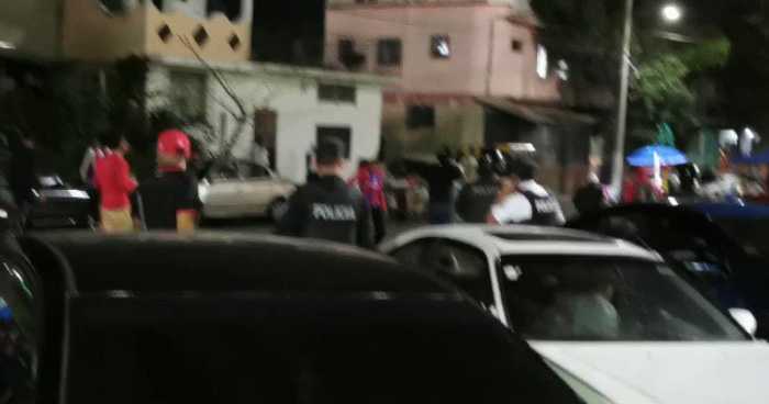 Suspenden partido Alianza vs Olimpia en Santa Tecla, tras disturbios previos al encuentro