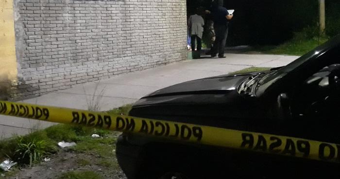 Un hombre fue asesinado a balazos frente a Fosalud de Altavista en Tonacatepeque