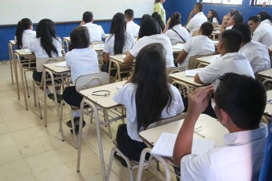 53 mil alumnos se verán afectados por el no contrato de docentes interinos por el Mined