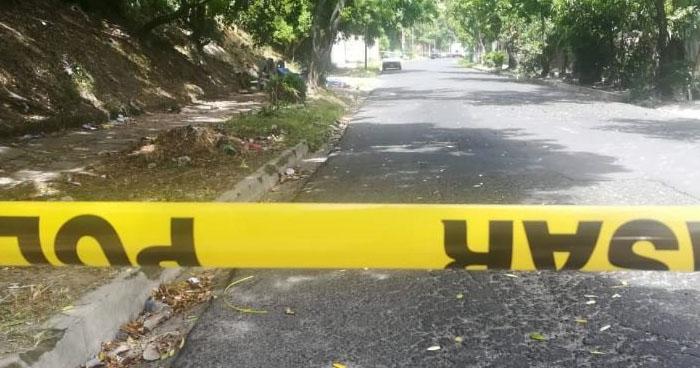 Pandilleros asesinan a un hombre en colonia Amatepec de Soyapango