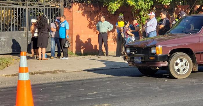 Anciana muere al ser atropellada por un vecino en Aguilares