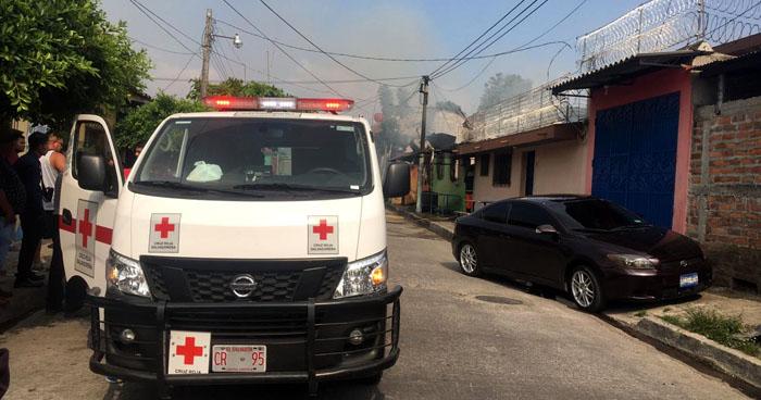 Anciana muere calcinada adentro de su vivienda en Cojutepeque