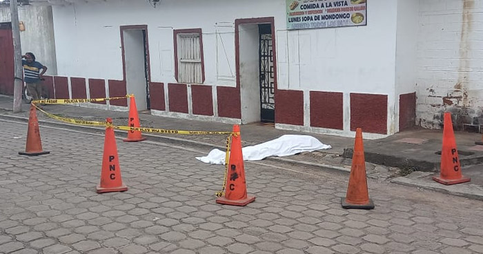 Intentó huir tras atropellar y matar a un anciano en Pasaquina