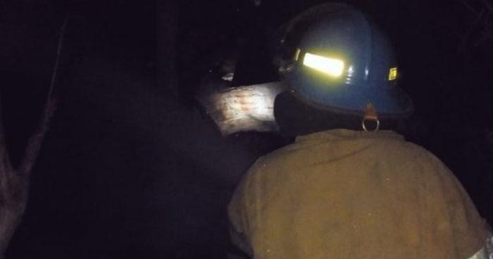 Anciano murió calcinado al incendiarse su vivienda en Santa Elena, Usulután