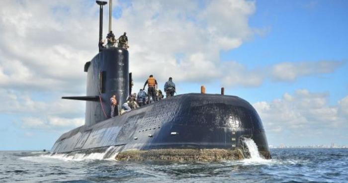 Encuentran el submarino argentino ARA San Juan un año después de su desaparición