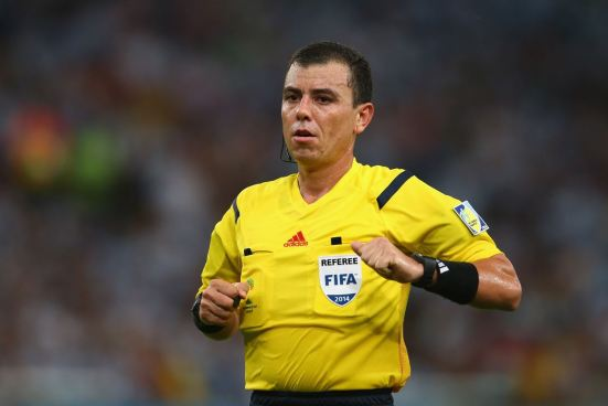 Arbitro salvadoreño debutará el lunes en el mundial de Rusia