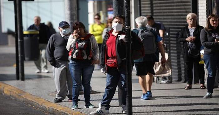 Argentina registra 7 muertes y 105 nuevos casos detectados