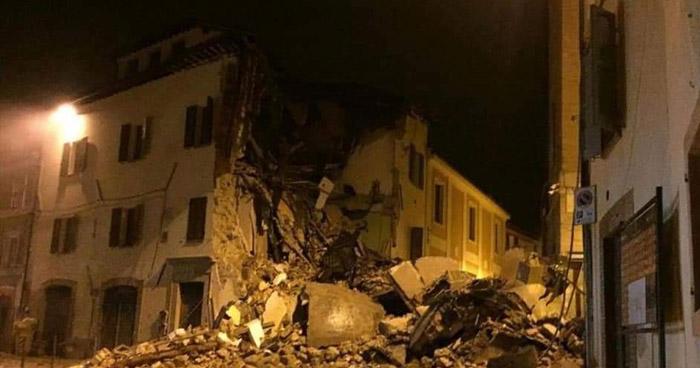 Terremoto de 6,4 sacude a Argentina