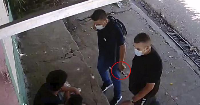 Capturan a sujetos que perpetraron robo a mano armada en El Congo, Santa Ana
