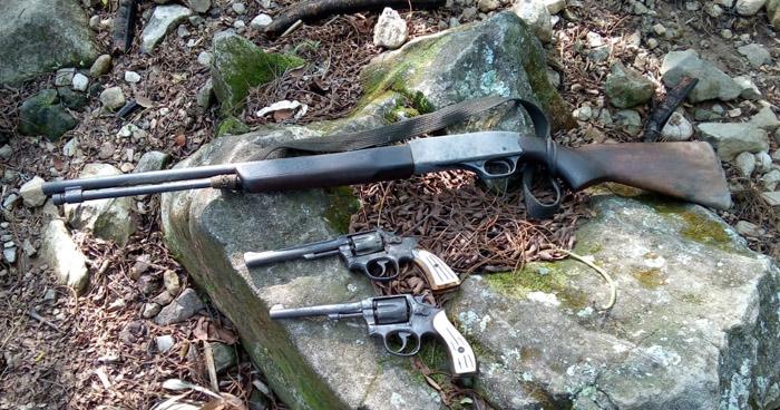 Localizan armas de fuego en Nueva Esparta, La Unión
