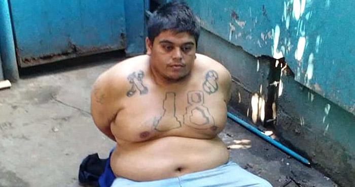Arrestan a pandillero cuando cobraba la extorsión en el mercado La Tiendona