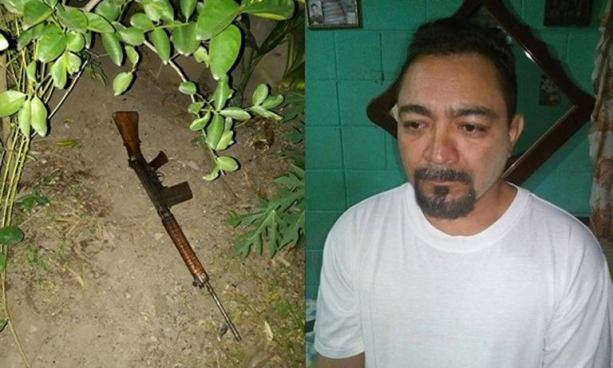 """Capturan a """"coyote"""" que practicaba su puntería con un fusil en el río Grande de San Miguel"""
