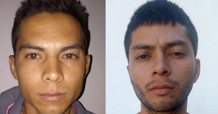 Capturados por extorsión e intento de homicidio en el occidente del país