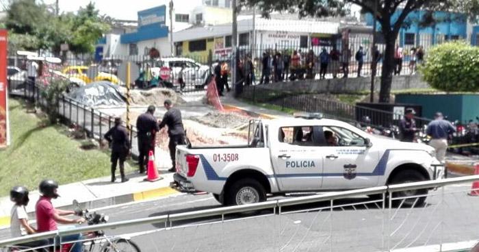 Frustran asalto dentro de un centro comercial en San Salvador, una mujer fue apuñalada