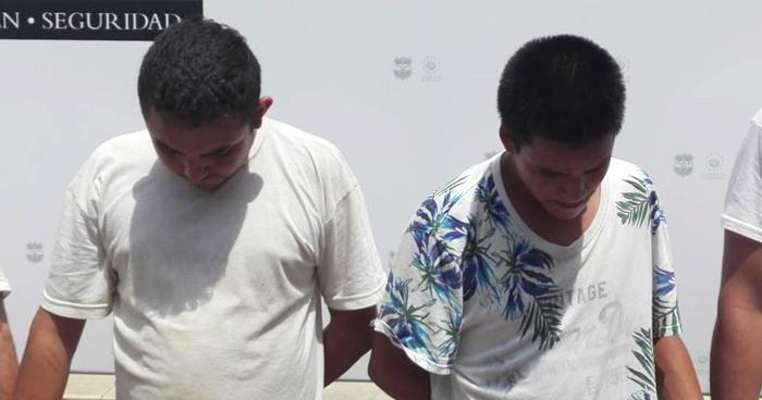 Capturan a asaltante que amenazó a sus víctimas con una pistola de balines en Santa Ana