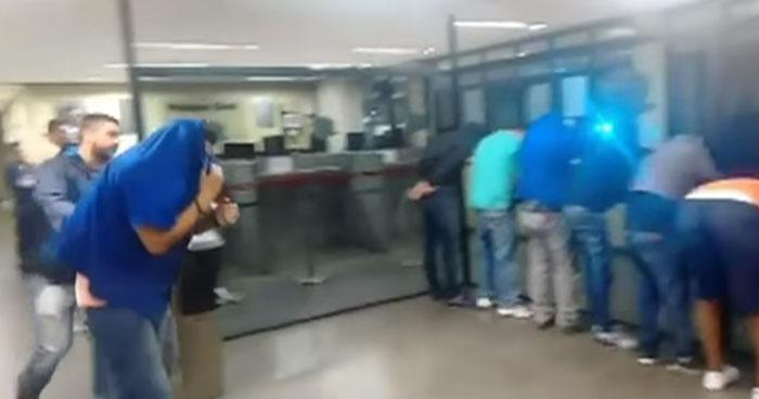 11 muertos en un intento de asalto en bancos en el noreste de Brasil