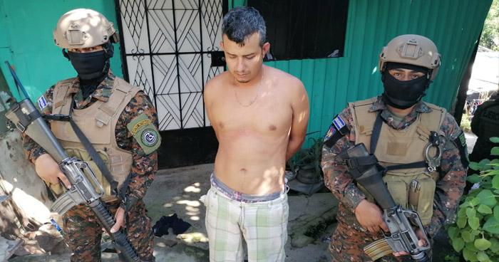 Capturado en San Salvador tras asaltar autobús de la Ruta 48